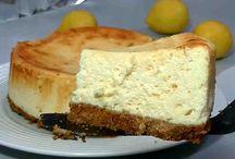 tarta limón