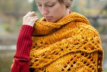Knitting. Accessorizes