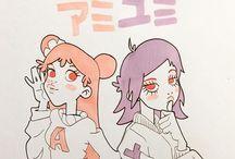Amy e Yumi