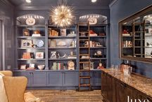 Bankable Built-Ins....perceived value of your home skyrockets with well-designed built in cabinetry!