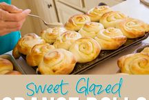 Sweet Rolls / by Janet Montgomery