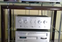 VINTAGE MARANTZ & PHILIPS &  CASTLE