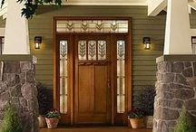 front door / by Green Lake