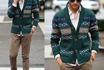 Men's fashion / by Cat Buethe