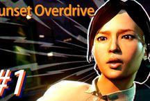 XboxOne Sunset Overdrive サンセットオーバードライブ / ●Xbox One Sunset Overdrive  発売日:2014年10月30日 (木)  発売元:Microsoft Studios  開発元:Insomniac Games. ジャンル:オープンワールド アクション シューティング  ●Sunset Overdrive サンセットオーバードライブ 再生リスト http://goo.gl/tz8Chs