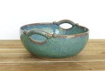 cerámica recipientes