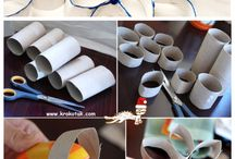 knutselwerkjes van papier