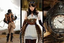 Steampunk beauty / Collection of wicked, vintage, killer styles and designs! Can you say MadMax?