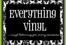 silhouette / Silhouette Vinyl Cutting Machine ideas & concepts / by HELLO mynameisjodi