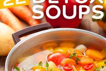 Diet soup receipes