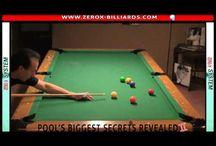 Video Billiards
