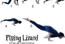 Arm balances& back bends