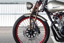 GIRDER FORKS / Motorcycle Girder Fork passion.