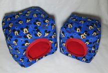 Etsy Pet Shop Cuddle Cubes! / This is a selection of cuddle cubes I have created for small pets!