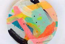 fuente pintada