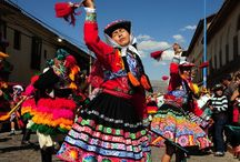 Beautiful and Inspiring Traditional and Cultural Dress. / Amazing National Costumes from around the world.