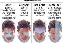 Head aches