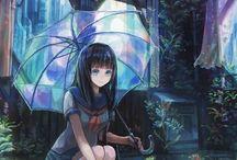 manga y animes favoritos