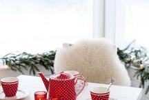 scandinavian winter / Christmas & winter life in Scandinavia