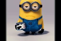 Despicable Me Funny Thinks