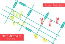 Events for the Craft-minded / Handmade markets, crafty meet-ups, and everything in between!