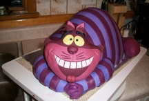 cool cakes / by Alexis Itoh