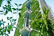 """Green Architecture"", Singapur [Futuristic Architecture: http://futuristicnews.com/category/future-architecture/]"