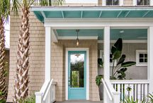 Beach House Decor / Great ideas for Coastal style decor for any space