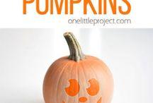 Carve pumpkin ideas