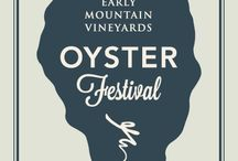 Oysters: Festivals & Roasts
