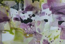 Arte abstracto / Abstracte schilderijen