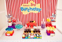 Thomas's 1st birthday