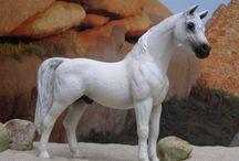 schleich  cheval