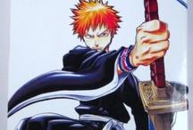 Manga / http://tinyurl.com/ebaymadandcracked / by Jean De La Garza