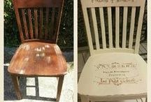 muebles e restauración