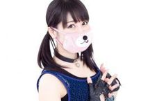 """Not only for the prevention of a cold ! The other reasons why Japanese ppl use the """"Mask"""". / http://www.jnize.com/en/article/100000013/"""