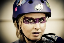 All things Roller Derby  / Makeup Ideas Inspiration