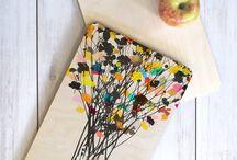 my cutting boards/Deny Designs