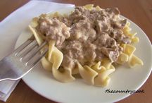 Quick and easy meals!! / by Susan Mahurin