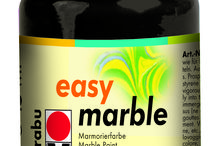 Easy Marble / Inspiration, crafts and projects you can re-create using Marabu Easy Marble paints! Just drip, dip, done! Works on almost any surface!
