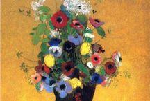 Flora / Planten en bloemen in de kunst