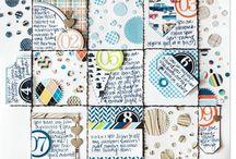 Scrapbooking Ideas / Scrapbooking