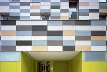 Цвет | Сочетание в арх.и дизайне