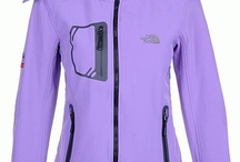 The North Face Gore Tex Jacket Women Purple