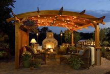Outdoor Mood Lighting / by Sue Mings