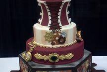 Cakes Steampunk