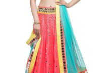 Lehengas / Find the perfect lehenga for any occassion this season only at Once Upon A Trunk