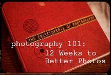 become a better photographer / by Kim Kummer