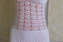 Crochet dresses - Women / by Susan Wilson