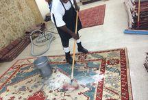 Cleaning Oriental Rugs